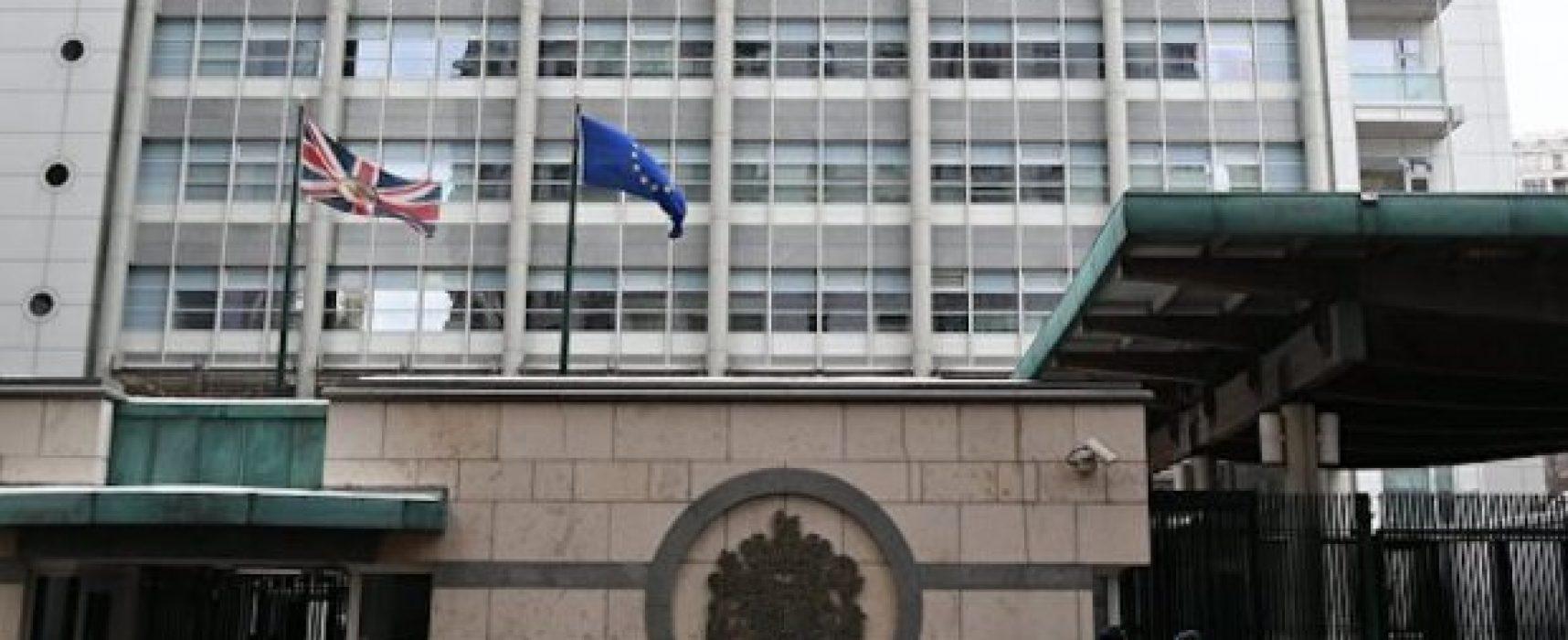 Британія спростувала заяву посла РФ щодо відновлення чисельності дипломатів