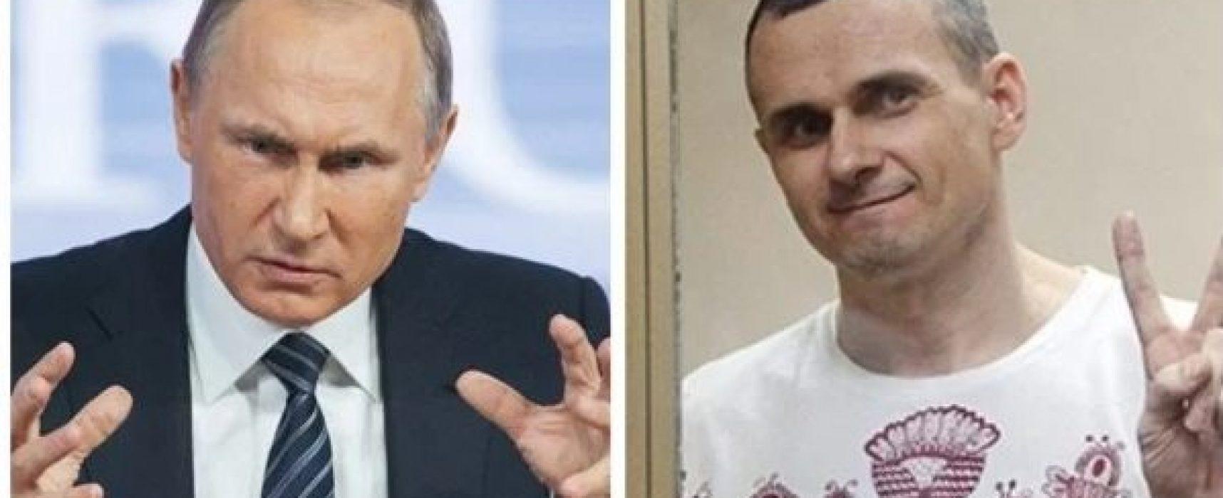 Игорь Яковенко: Путин готовит Сенцова на Нобелевскую премию