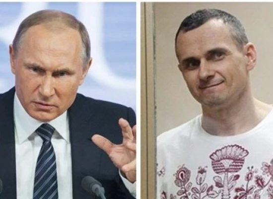 Ігор Яковенко: Путін готує Сенцова на Нобелівську премію
