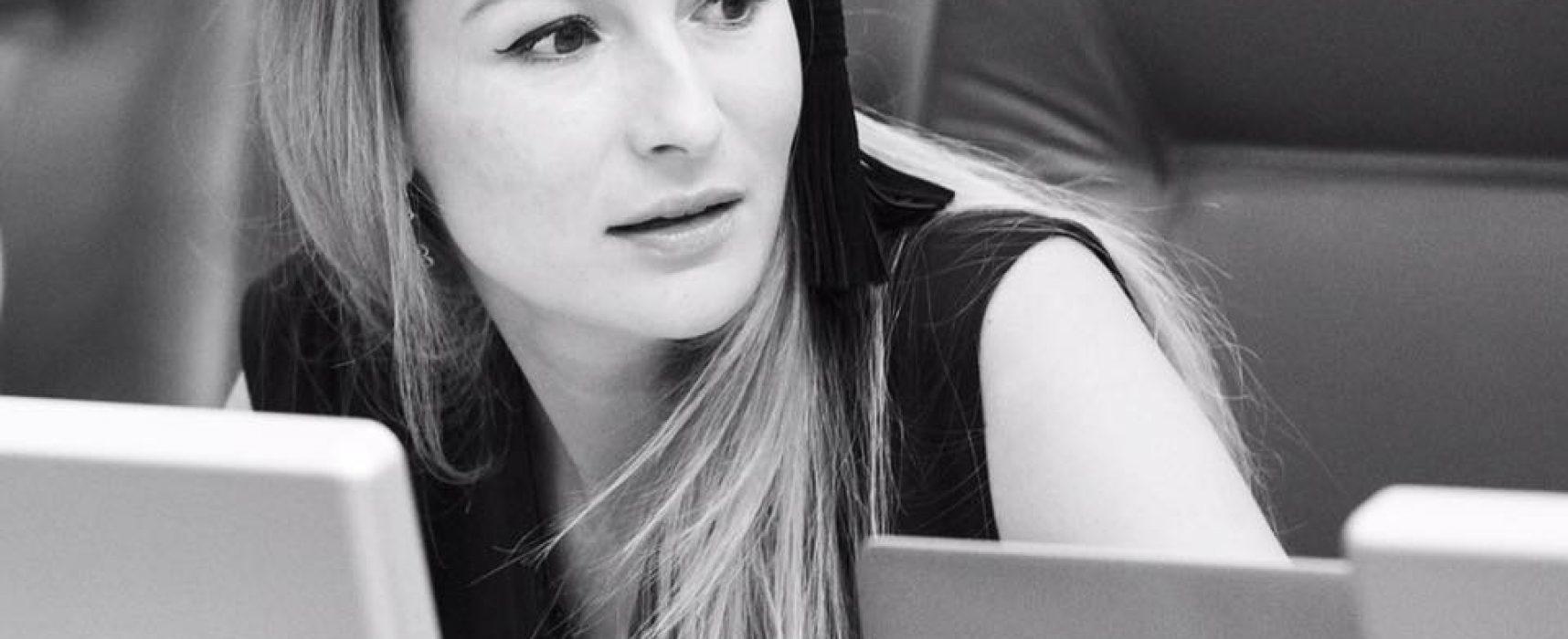 'Un estado policial como Rusia sólo entiende el lenguaje del poder', Emine Dzheppar en una entrevista para Infobae