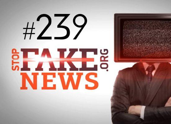 Pierwszy program telewizji rosyjskiej znowu się zhańbił na cały świat – SFN #239