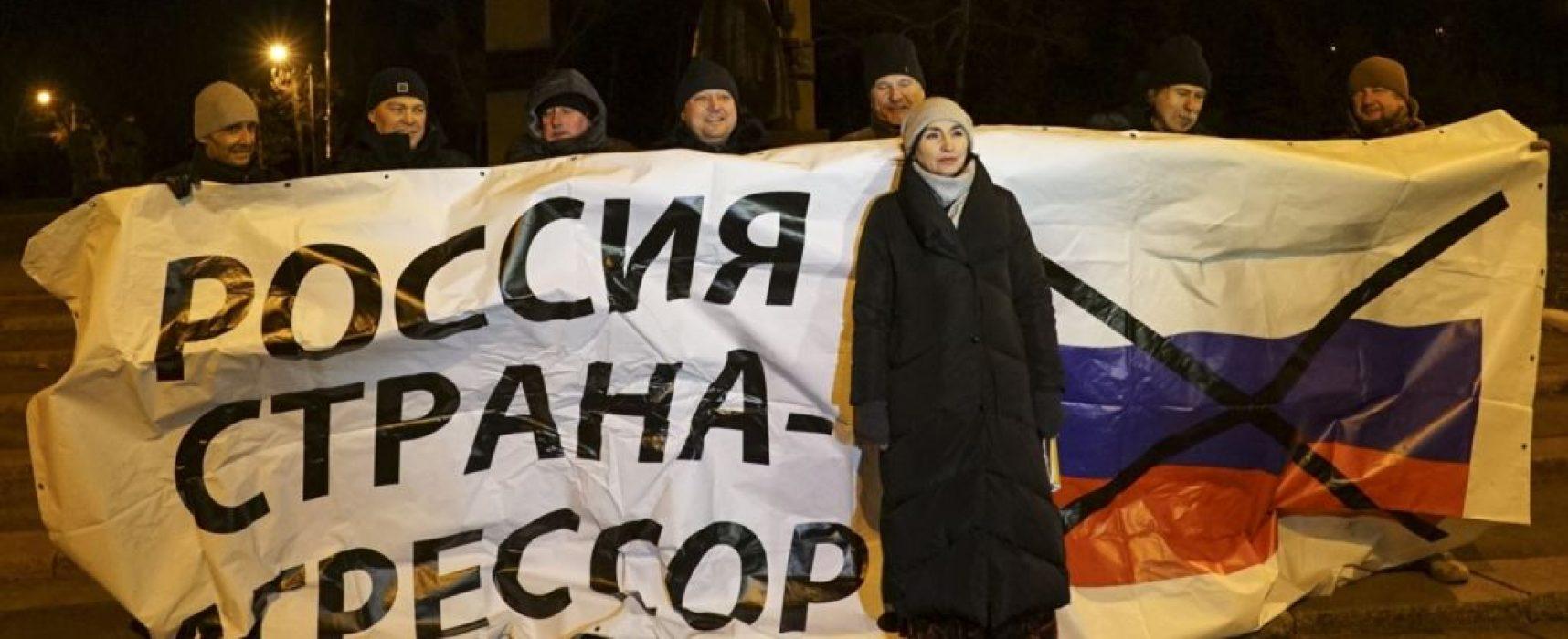 Anatomy of a Russian media escalation