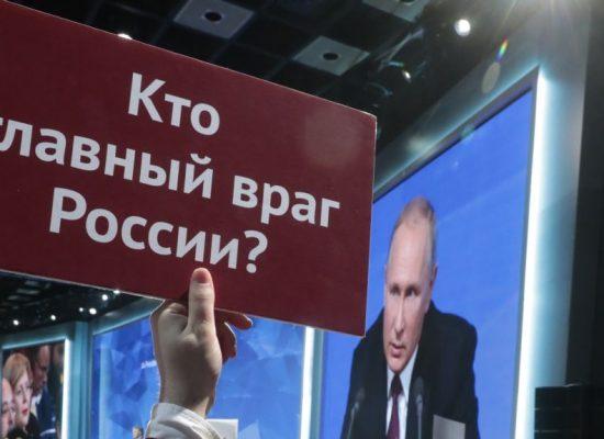 Конкурс пустопорожніх запитань. Зоя Свєтова – про виступи Путіна