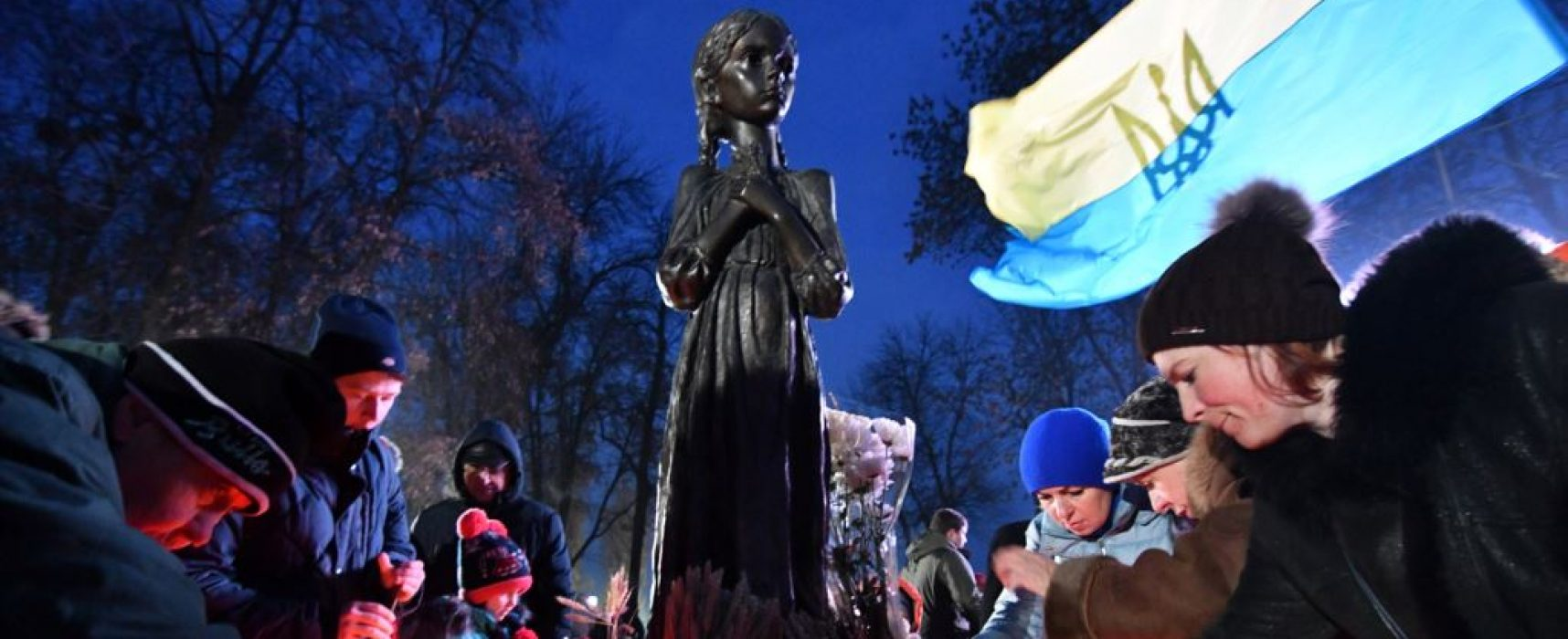 Russian Foreign Ministry Distorts Ukraine Famine Legacy