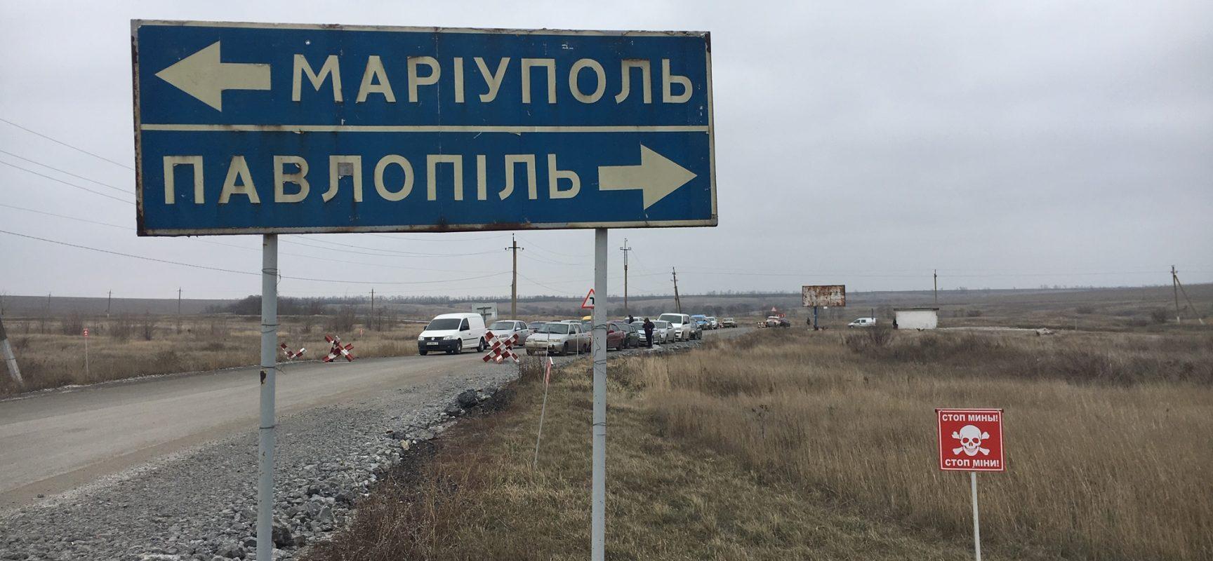 Mariupol ed una inattesa normalità