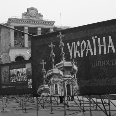Rusko ztrácí na Ukrajině věřící i kláštery