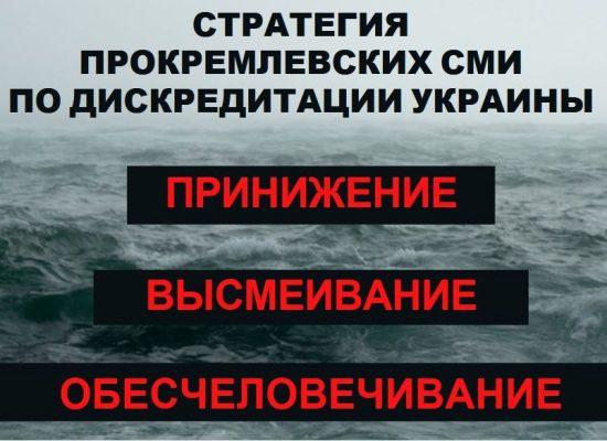Дезінформація, спрямована на дискредитацію України