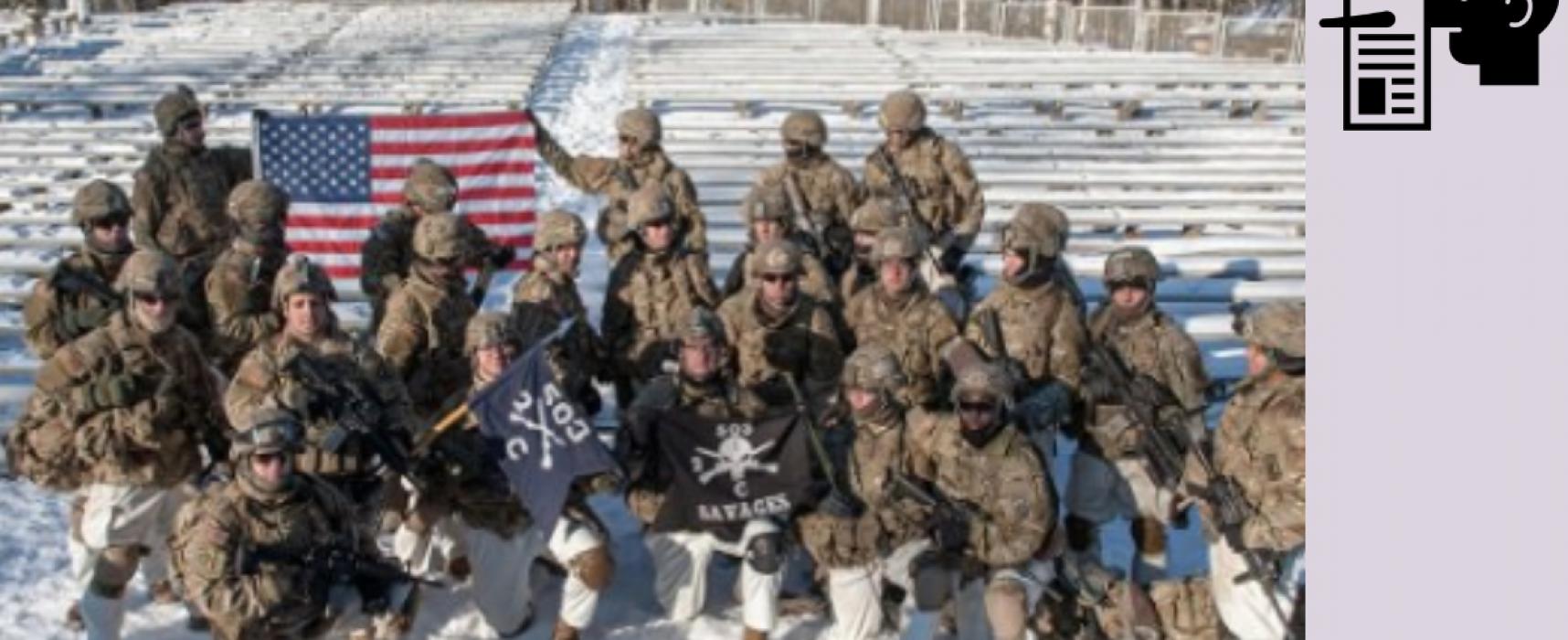 Fake: Neue NATO-Brigade erreicht Donbas und schließt sich ukrainischer Armee an