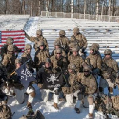 Fake: Na Donbas přijel nový oddíl NATO