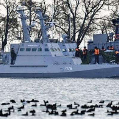 Spekulace: EU odmítla potrestat Rusko za zadržení ukrajinských námořníků v Kerčském průlivu