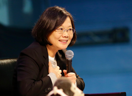 Made-in-China fake news overwhelms Taiwan