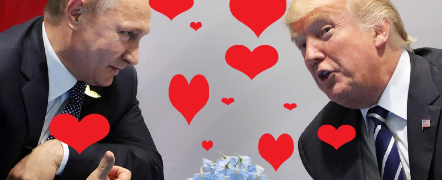 Lažna vest RIA Novosti: amerikanci sve više vole Putina i Rusiju