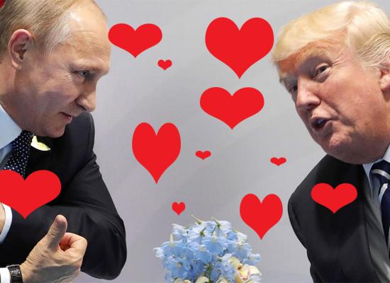 Фейк РИА «Новости»: американцы все больше любят Путина и Россию