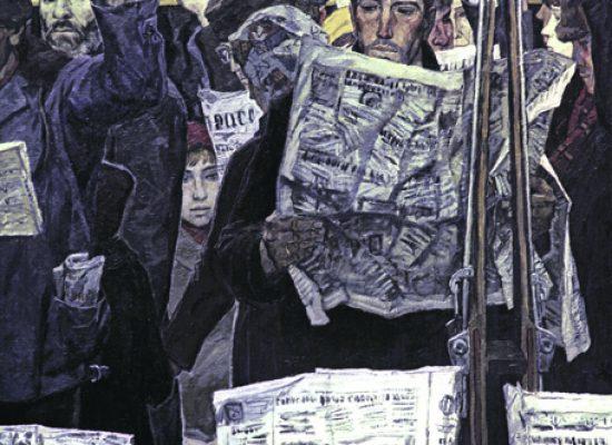 Почему российская журналистика сегодня не интересна ни власти, ни обществу