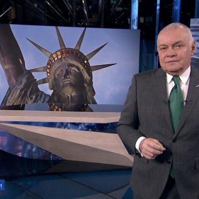 Фейк «Вестей недели»: американские правила ведения войны предусматривают взятие заложников