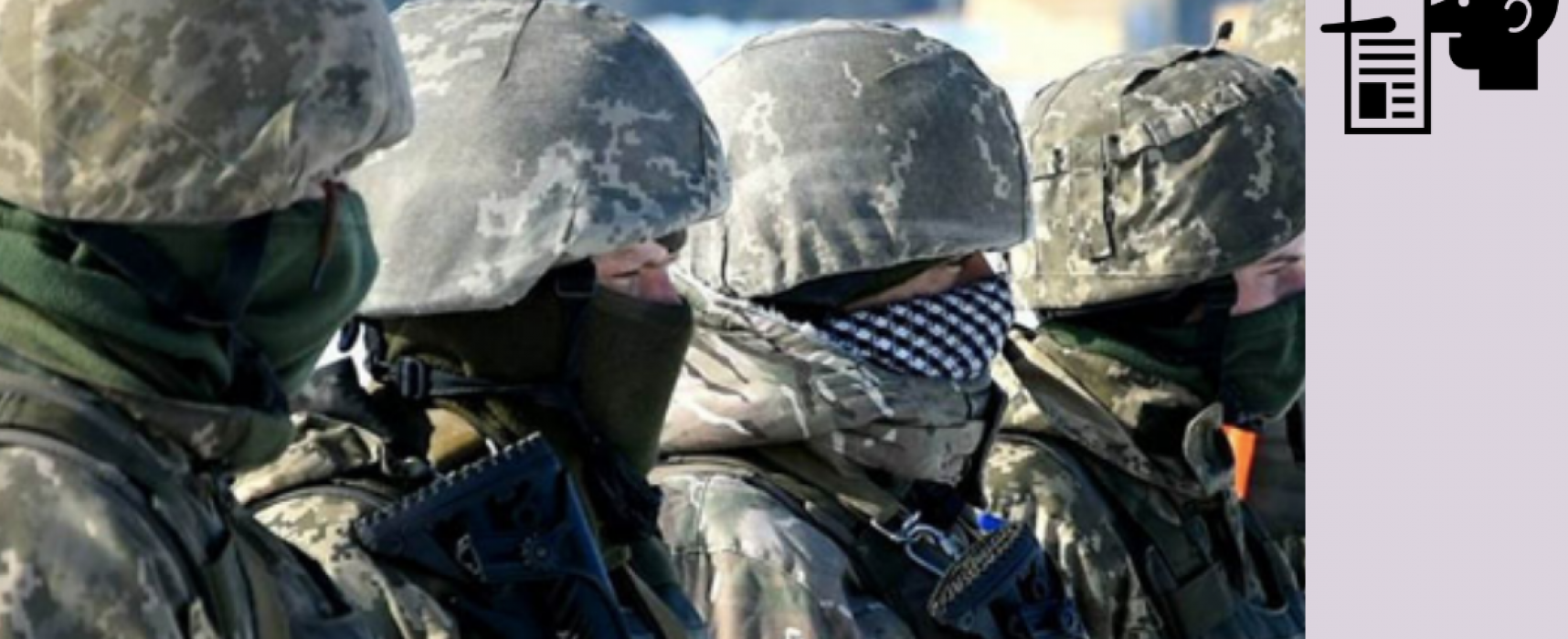 Fake: Ukrainische Kompanie weigert sich im Donbas-Krieg zu kämpfen