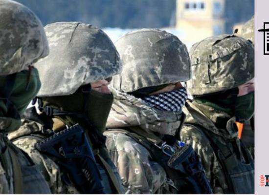 Falso: Una compañía del ejército ucraniano se negó a participar en los combates
