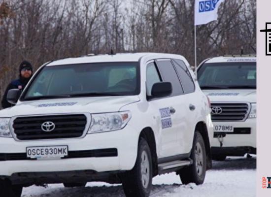 """Fake: Obserwatorzy OBWE zauważyli """"nieudane próby wrobienia bojówkarzy «ŁRL» przez żołnierzy Sił Zbrojnych Ukrainy"""""""
