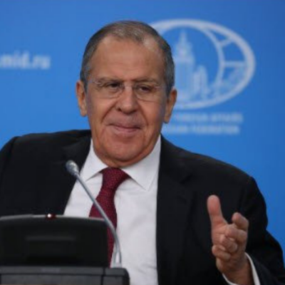 Faktchecking des propos de Sergei Lavrov, le ministre des affaires étrangères russe