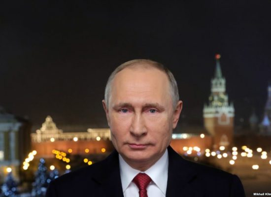 Putin's 'language of truth' constantly fails fact-checking