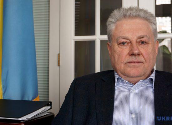 Volodymyr Yelchenko, Représentant permanent de l'Ukraine à l'ONU Si la question de la Crimée était «fermée», l'ONU n'adopterait pas de résolution à son sujet