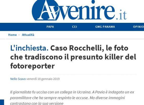 Fake : Caso Rocchelli le foto che tradiscono il presunto killer