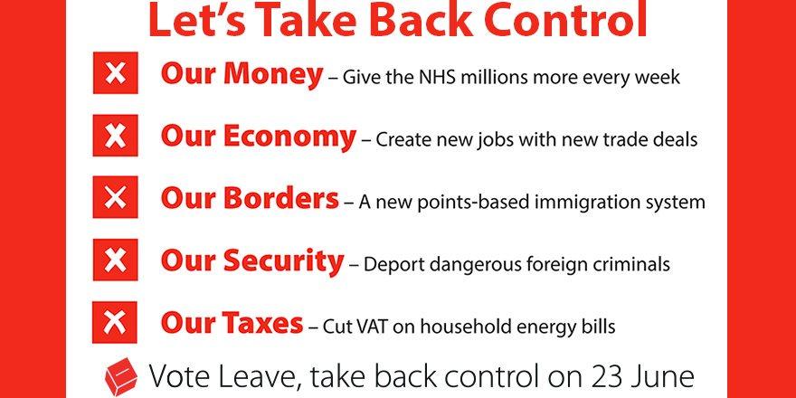 Brexit disinformazione