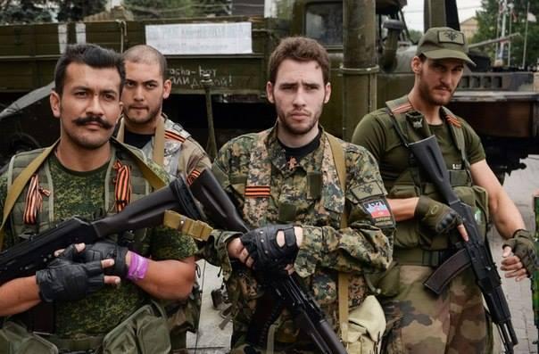 Vivtor Lenta in Donbas