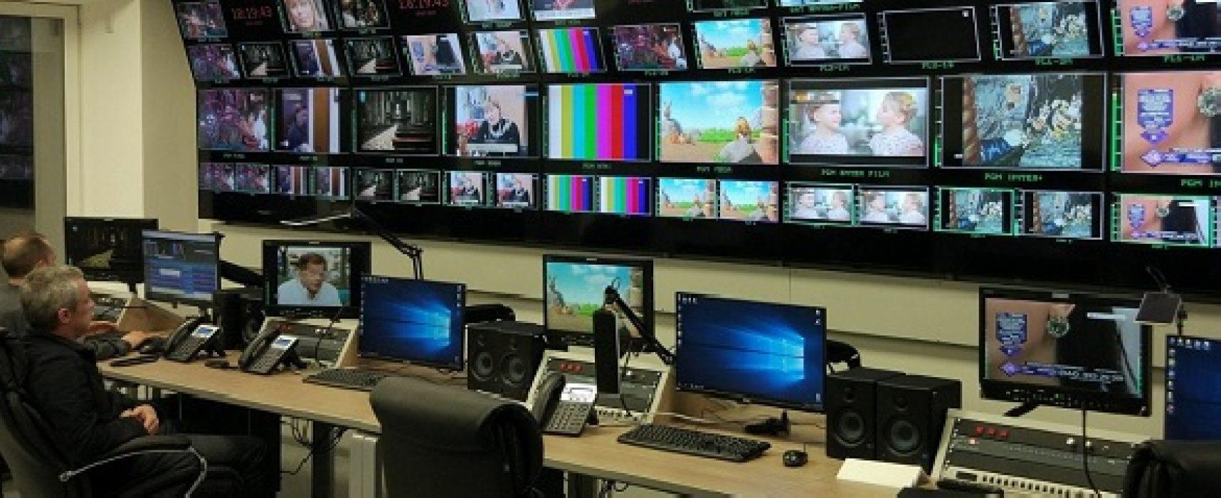 Le pourcentage de contenu russe dans la télévision ukrainienne atteint des niveaux «historiquement bas»