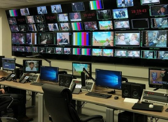 """Дялът на руския контент по украинската телевизия е """"паднал до историческия минимум"""""""