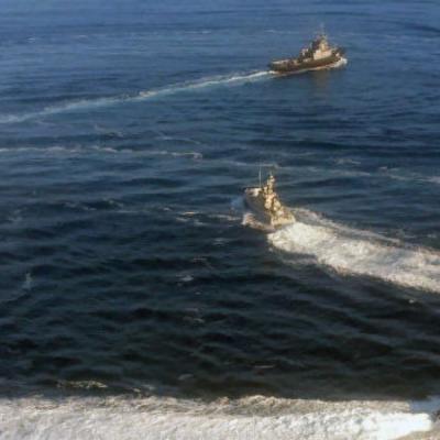 Falso: Ucrania prepara una nueva provocación en el estrecho de Kerch