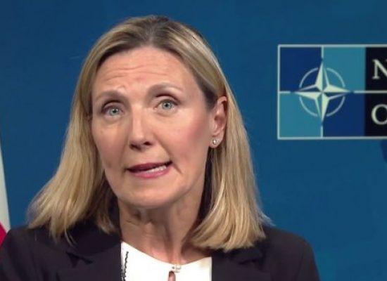 «Демагогия и пропаганда»: Замгоссекретаря США высмеяла показ в РФ запрещенной ракеты