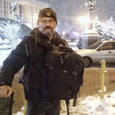 Falso: Un periodista italiano desapareció en el Donbás