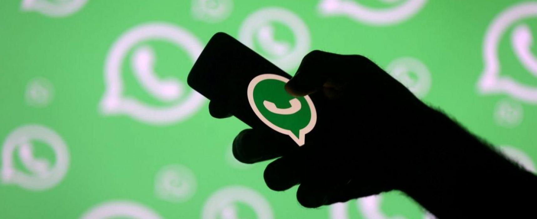 Mensajería WhatsApp limita la distribución de mensajes para combatir las noticias falsas
