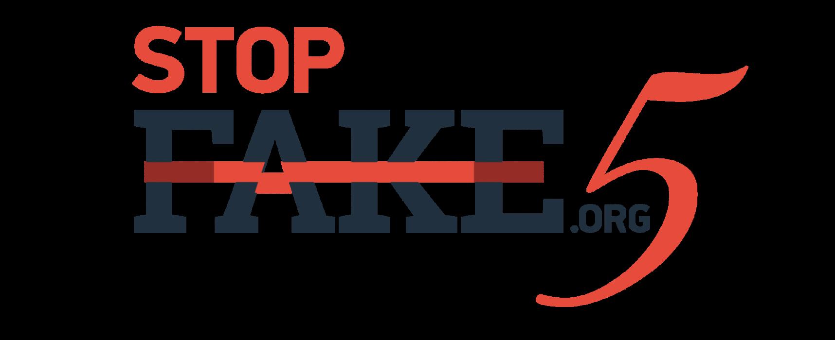 TOP 10 de falacias desmentidas por StopFake en los últimos 5 años