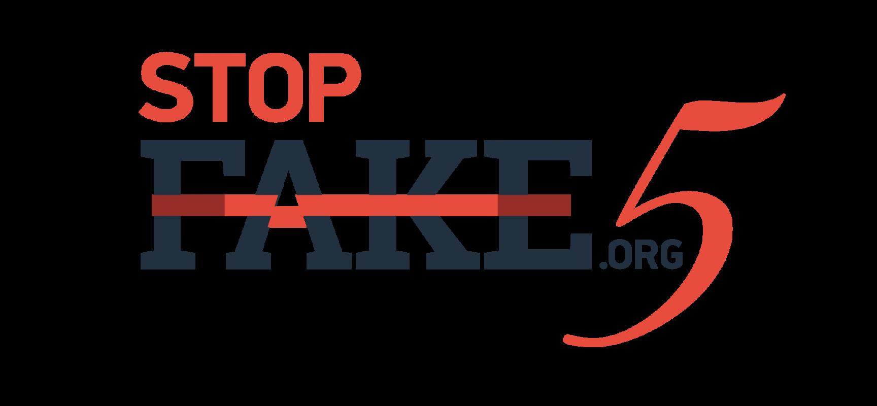 Яки фейки спростував StopFake за 5 років свого існування