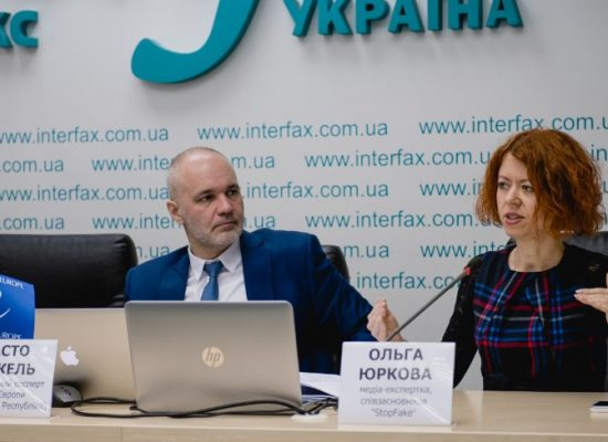 Propaganda narratives most often appeared in online media – the first results of monitoring the coverage of presidential elections in Ukraine