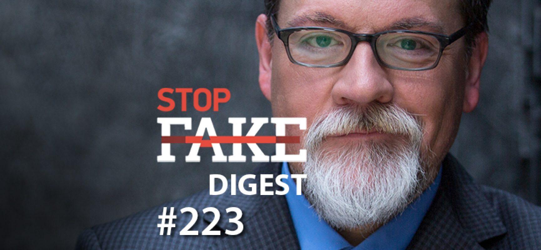 StopFake #223 con Marko Suprun