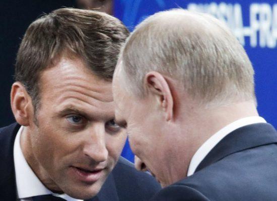 «Не пресса, а пропаганда». Партия Макрона не даст аккредитации российским Sputnik и RT
