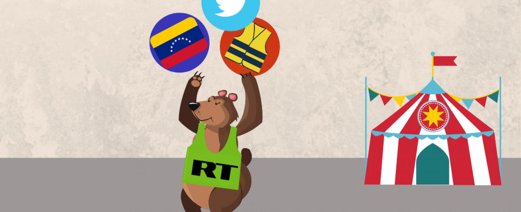Venezuela, voto electrónico y dinero occidental
