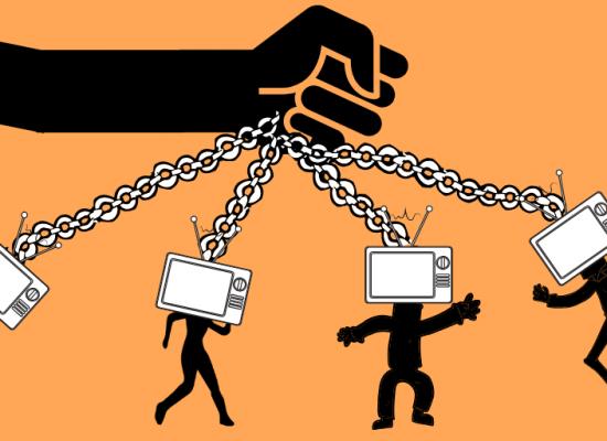 Propaganda and disempowerment