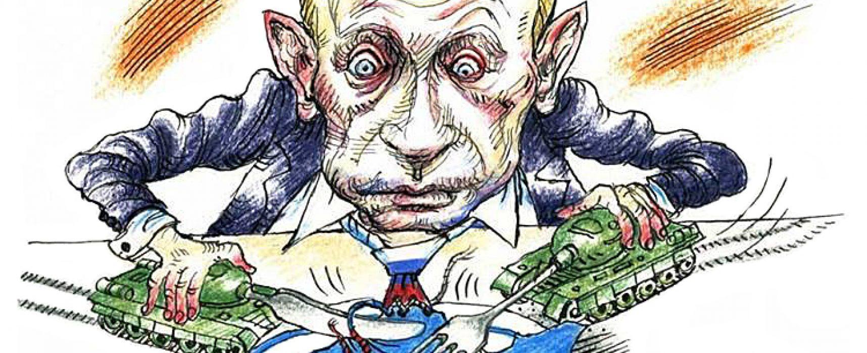 Игорь Яковенко: Россия, подавившаяся Украиной