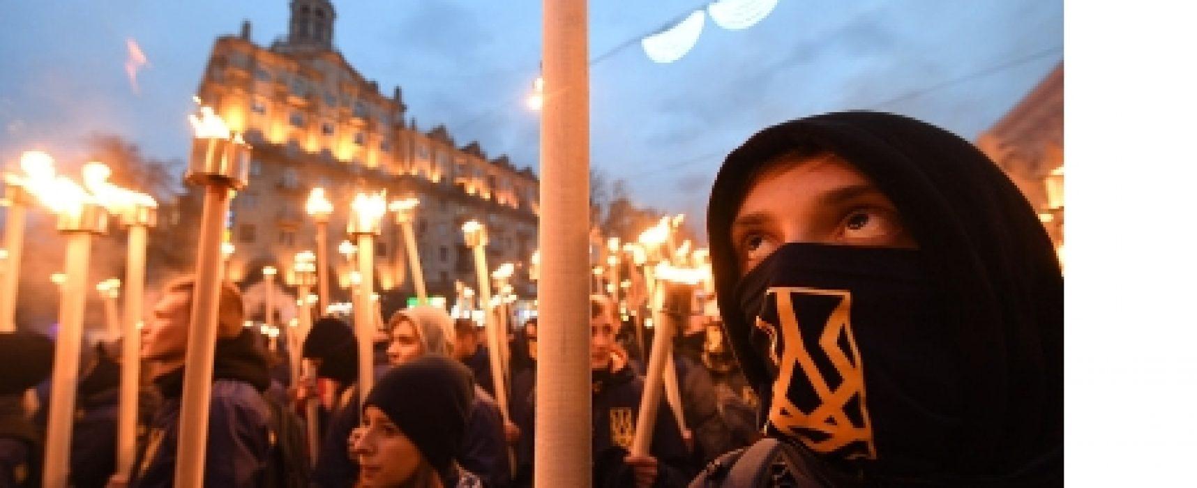 Fake: Neonazis haben beherrschenden Einfluss auf Parlament und Regierung in der Ukraine