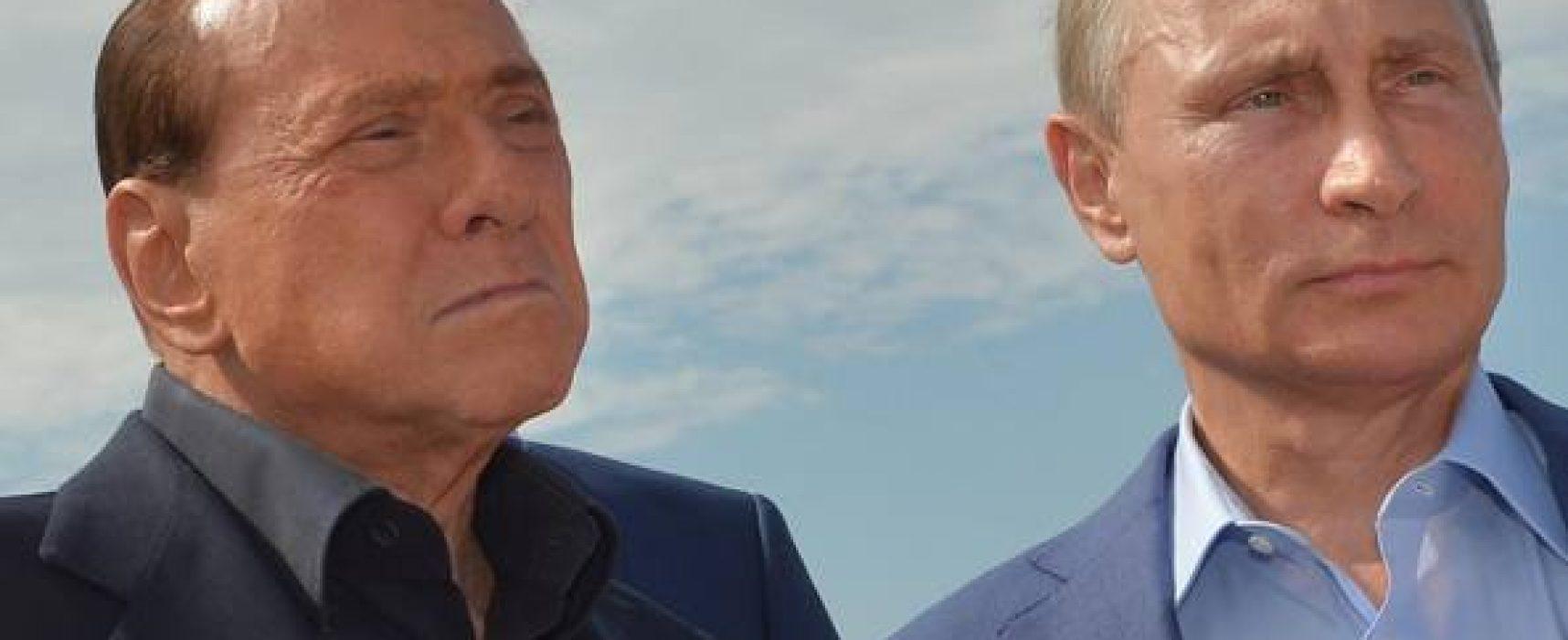 La triste parabola di Berlusconi