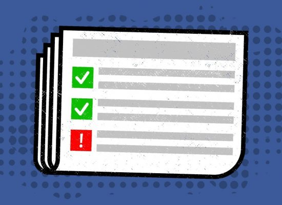 """""""It doesn't seem like we're striving to make third-party fact checking more practical for publishers — it seems like we're striving to make it easier for Facebook"""""""