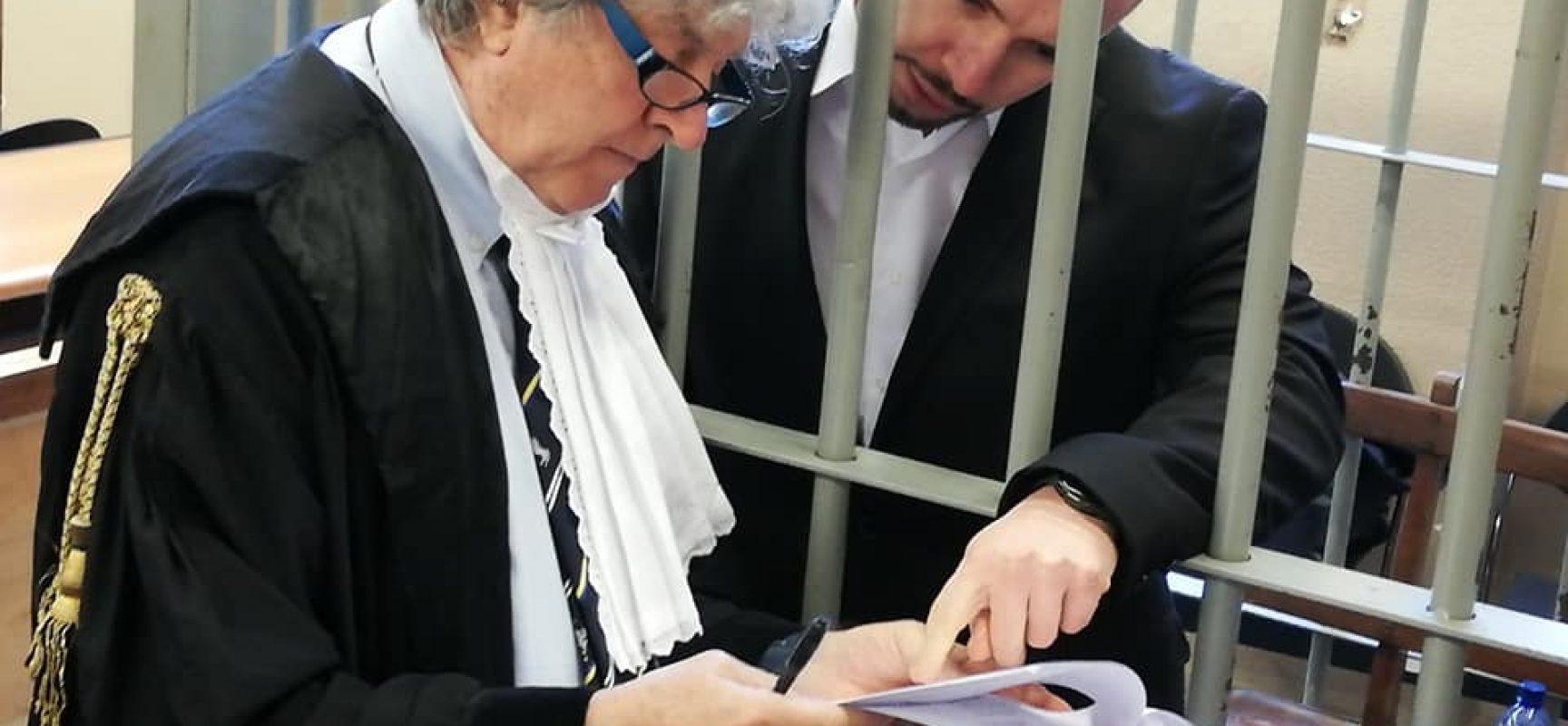 Processo Markiv-Rocchelli l'accusa utilizza un documento falso