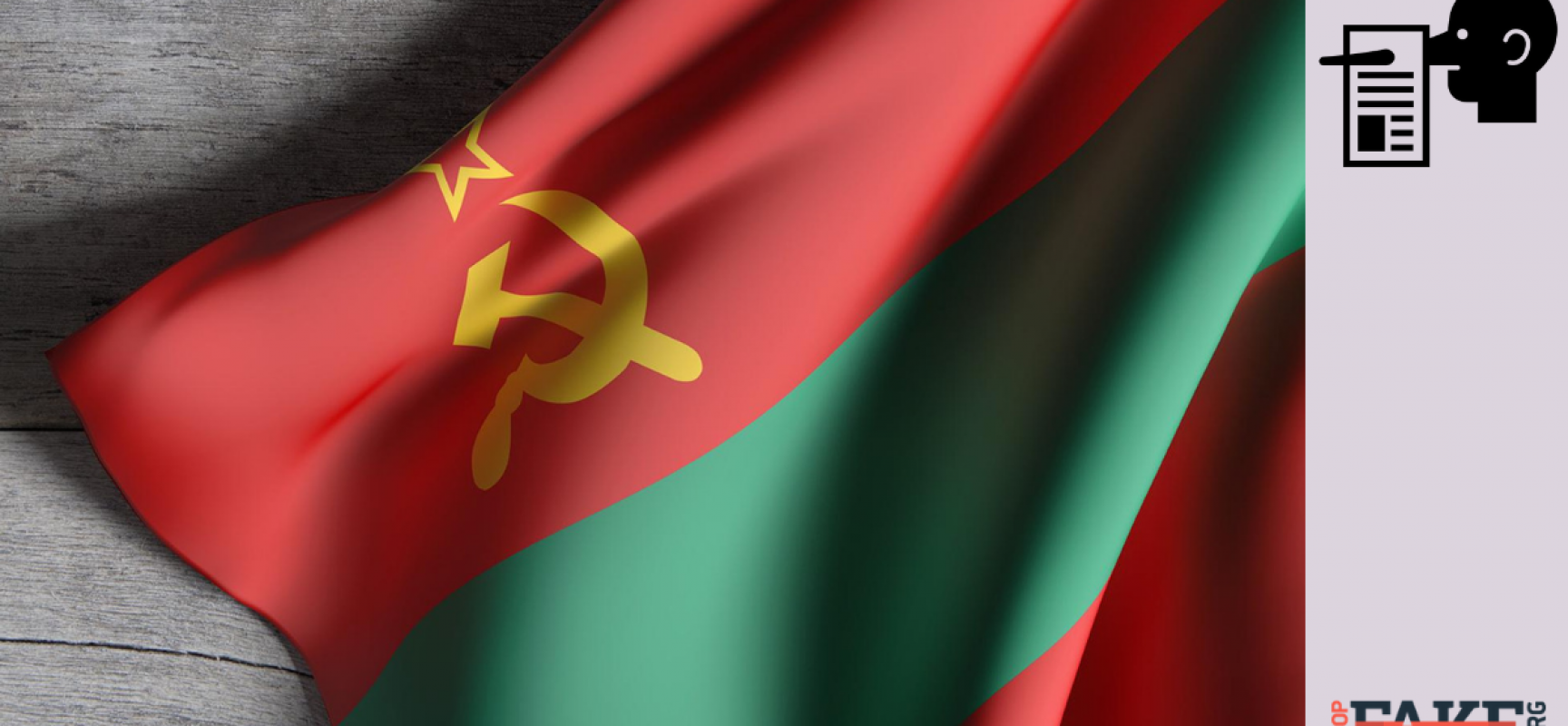 Falso: Moldova rechazó la región de Transnistria para complacer a la OTAN