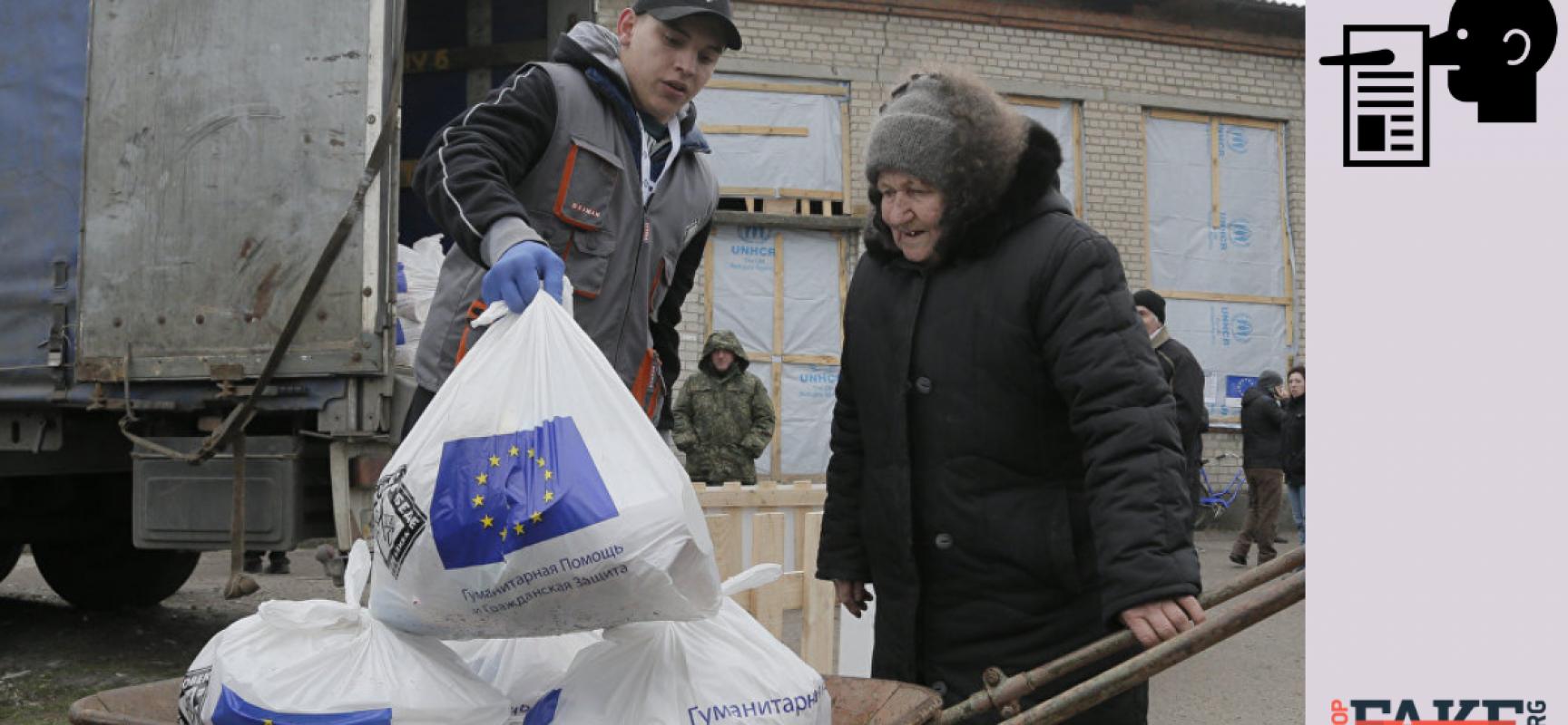 Fake: l'ONU definisce l'Ucraina il Paese più pericoloso al mondo