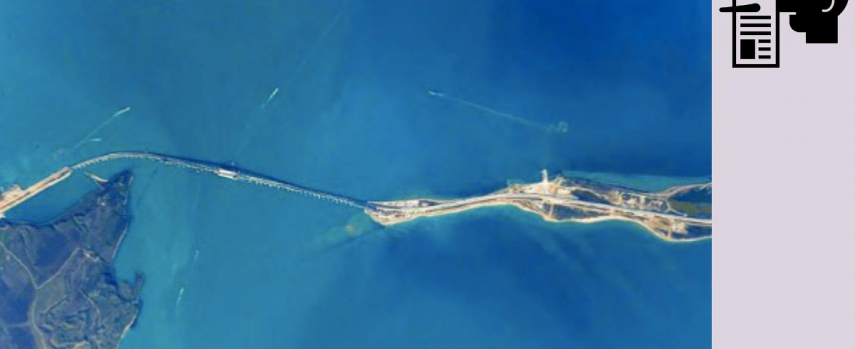 Falso: EE.UU. planifica combates en el estrecho de Kerch