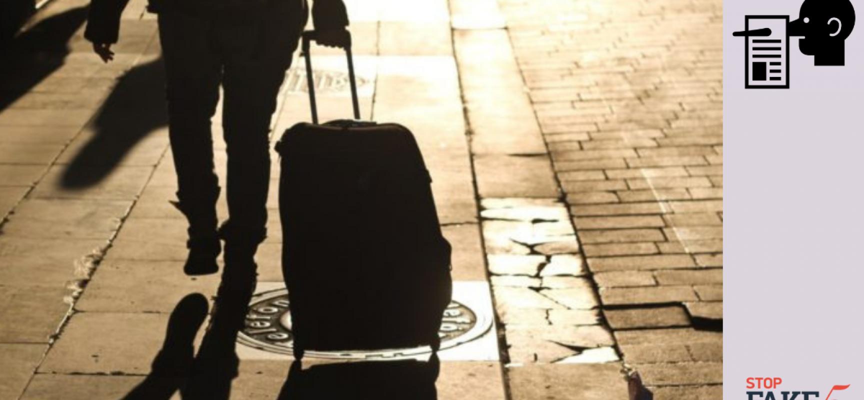 Falsi: Unione europea vuole complicare il regime senza visto per l'Ucraina